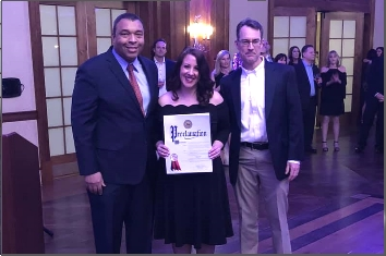 HACEF Receives Recognition